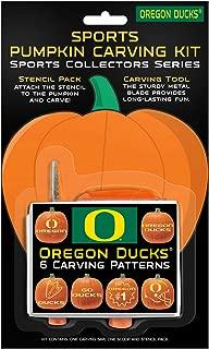 Topperscot NCAA Pumpkin Carving Kit