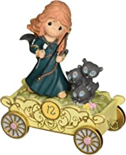 Precious Moments, Disney Showcase Collection,  Fulfill Your Dreams, Disney Birthday Parade, Age 12, Resin Figurine, 133406