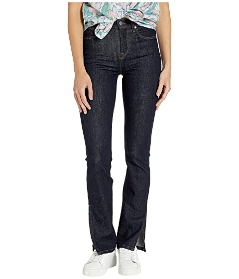 BLDWN Vented Skinny Jeans in Abyss