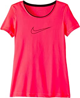 Nike Kids Pro Short Sleeve Top (Little Kids/Big Kids)
