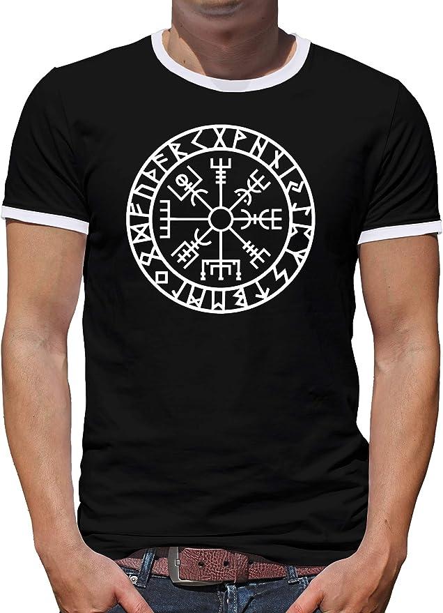 TShirt-People Camiseta para hombre con diseño de brújula ...