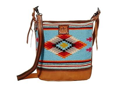 STS Ranchwear Saltillo Mail Bag