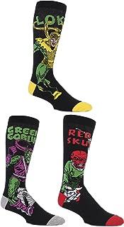 green goblin socks