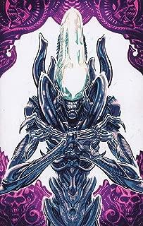 Aliens Dust To Dust #2 Cover B Variant Carlos DAnda Cover