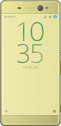 "Sony Xperia XA Ultra 15.2 cm (6"") 3 GB 16 GB Tarjeta SIM Sencilla 4G Oro, Cal 2700 mAh - Smartphone (15.2 cm (6""), 3 GB, 16 GB, 21.5 MP, Android 6.0, Oro, Cal)"