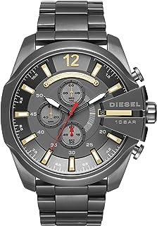 Diesel Men's DZ4421 Mega Chief Gunmetal Watch