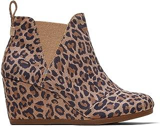 Desert Tan Leopard Suede Kelsy Bootie 10014153