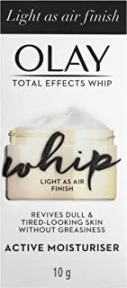 Olay Total Effects Whip Face Cream Moisturiser 10g