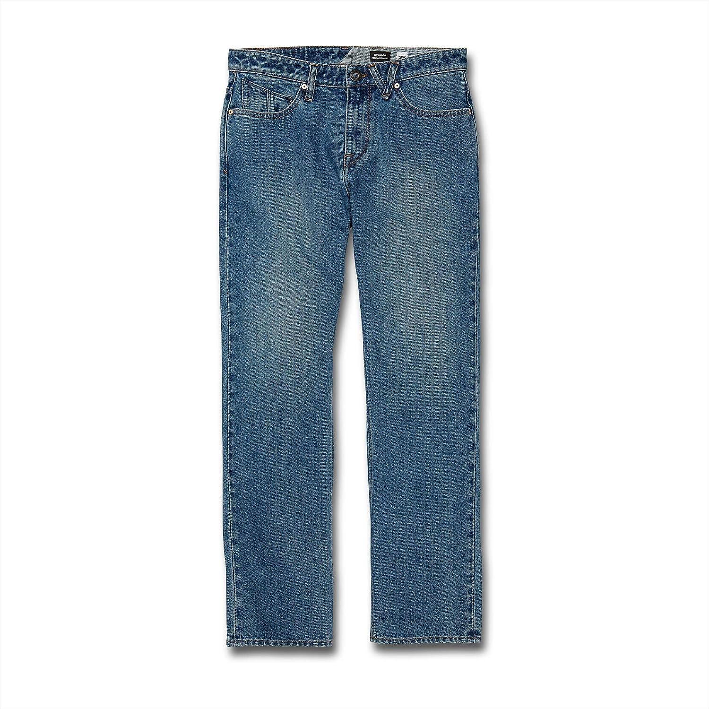 Volcom Mens Kinkade Stretch Denim Jean
