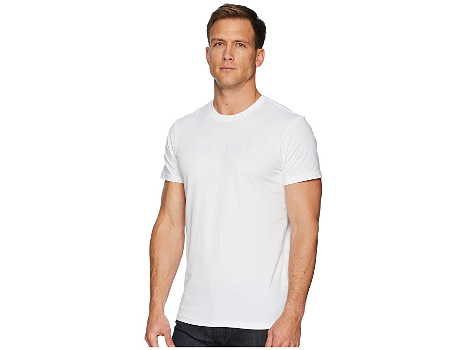 Mountain Hardwear Phases of Space Station Short Sleeve Tee (White) Men