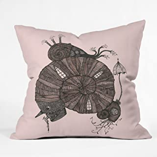 Deny Designs Duane Hosein And So Loneliness Throw Pillow, 16 x 16