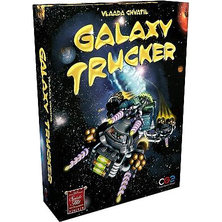 ギャラクシートラッカー (Galaxy Trucker) アメリカ版 ボードゲーム