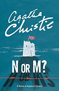 N or M? (Tommy & Tuppence, Book 3) (Tommy and Tuppence Series)