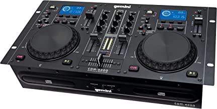 Best dj cd mp3 usb player Reviews