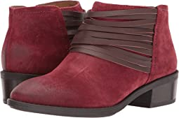 Bordo Oiled Cow Suede