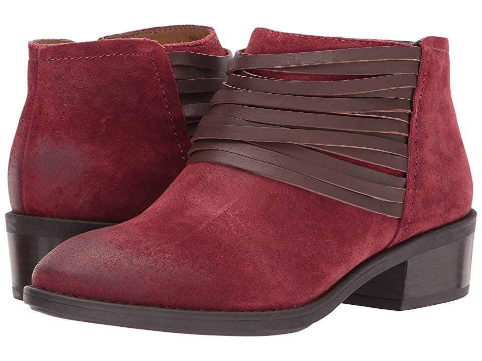 Comfortiva Corliss (Bordo Oiled Cow Suede) Women