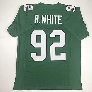 Best reggie white kelly green eagles jersey Reviews
