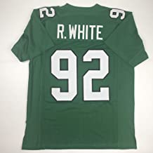 reggie white authentic eagles jersey