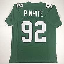 reggie white authentic eagles jersey