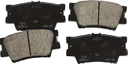 Best toyota rear brake pads Reviews