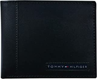 Tommy Hilfiger Mens Wallet, Black - 31TL22X063-001
