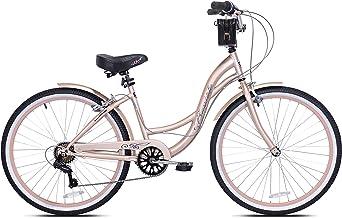 "Kent 26"" Bayside Women's Cruiser Bike, Rose Gold"