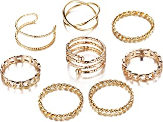 Best gold rings costume jewelry Reviews