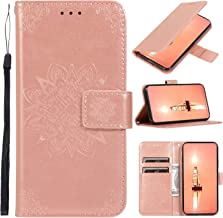 Leather Wallet Case for iPhone XS iPhone X Wallet Folding Flip Case with Kickstand Card Slots Magnetic Closure Protective Coverfor Apple iPhone XS X – TTCDD010045 Rose Gold Estimated Price : £ 7,19