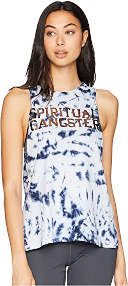 SG Varsity Wash Rocker Tank Top