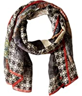 Etro - 70 x 170 Paisley Islands Scarf