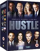 Hustle Complete Seasons 1-8  Hu$tle  Hustle - Complete Seasons One to Eight  NON-USA FORMAT, PAL, Reg.2 United Kingdom