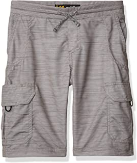 Lee boys Boy Proof Pull-On Crossroad Cargo Short Cargo Shorts
