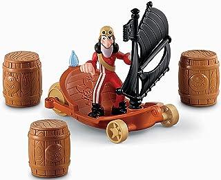 Fisher-Price Disneys Jake and the Never Land Pirates Hooks Sailwagon