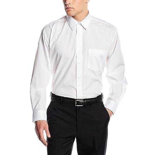 dba4471d88 Premier Workwear Mens Long Sleeve Pilot Shirt