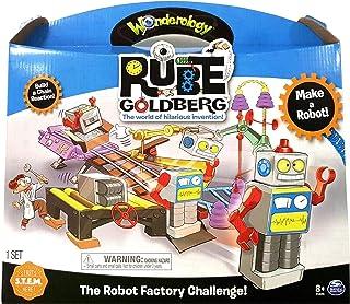 Rube Goldberg Robot Factory Challenge