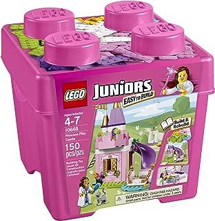lego juniors pink