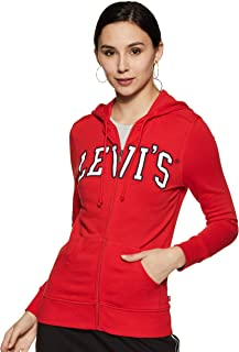 Levi's Women's Cotton Sweatshirt