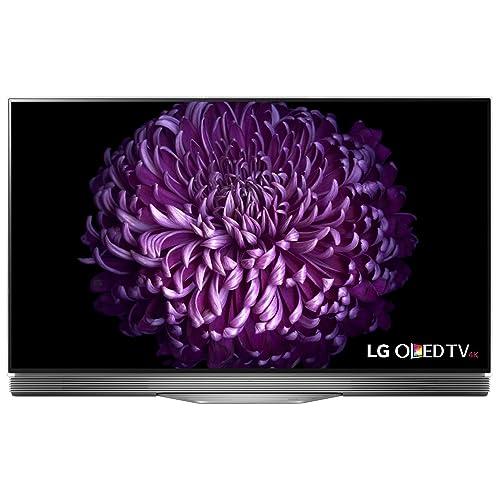 """LG Electronics OLED65E7P 4K Ultra HD Smart OLED TV (2017), 65"""""""