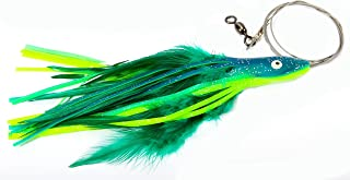 DOLPHIN RIG 7/0 WIRE RIGGED,DOLPHIN,5 1/2