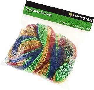 rainbow netting