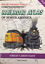SPV's comprehensive railroad atlas of North America: Great Lakes East