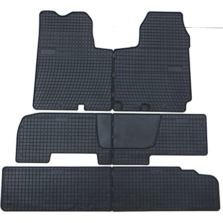 Tn Profimatten Gummifussmatten Auto Fußmatten Passform 1 3 Sitzreihe Gt0d00694bc Auto