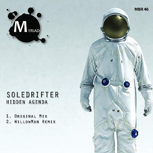 Hidden Agenda (Original Mix) by Soledrifter on Amazon Music ...