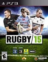 Rugby 15 - PlayStation 3 by Maximum Games