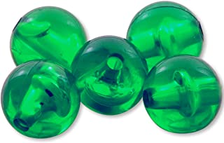 River Guide Supply Round Acrylic Plastic Beads - Made in USA