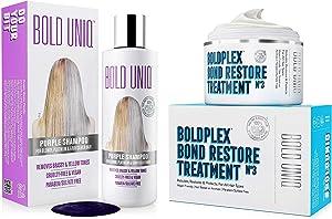 Bold Uniq Purple Shampoo