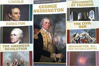 Set of 7 Read Discover, Explore Books