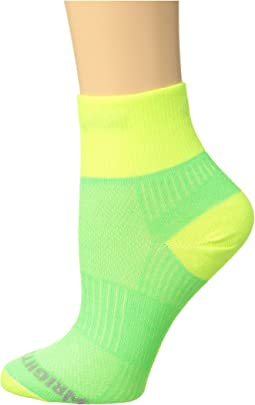 Wrightsock Coolmesh II Quarter