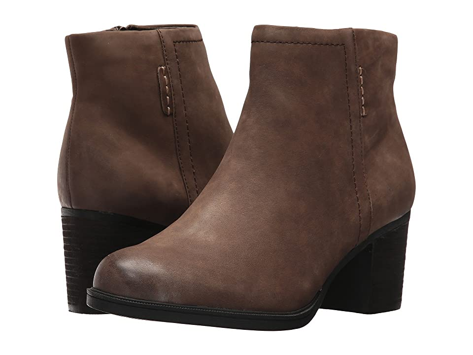 Rockport Cobb Hill Collection Cobb Hill Natashya Bootie (Stone Nubuck) Women