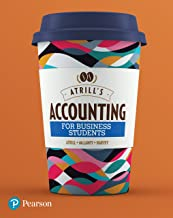 Accounting for Business Students eBook